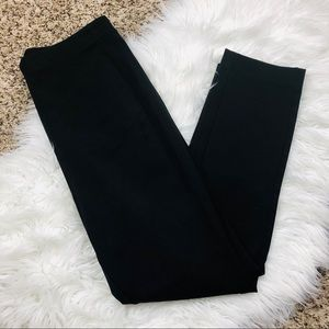 The Essential Skinny by Anthropologie Black Pants